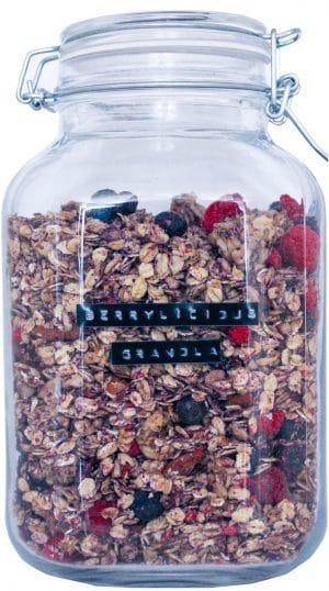 Berrylicious Granola