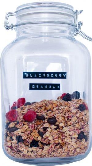 Blackberry Granola – Limitiert